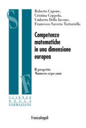 Competenze matematiche in una dimensione europea : il progetto Numero ergo sum