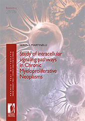 Study of intracellular signaling pathways in chronic myeloproliferative neoplasms