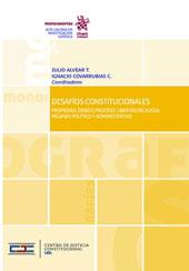 Desafíos constitucionales : propiedad, debido proceso, libertad religiosa, régimen político y administrativo