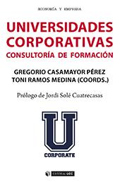 Universidades corporativas : consultoría de formación