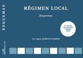 Régimen Local : esquemas : actualizados a octubre de 2018