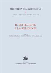 Il Settecento e la religione - Delpiano, Patrizia, editor -