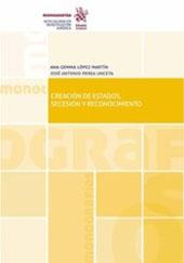 Creación de Estados, secesión y reconocimiento