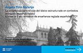 La enseñanza/aprendizaje del léxico estructurado en contextos bilingües ( español/inglés) : el nivel A-2 en contextos de enseñanza reglada españoles