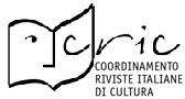 CRIC - Coordinamento Riviste Italiane di Cultura