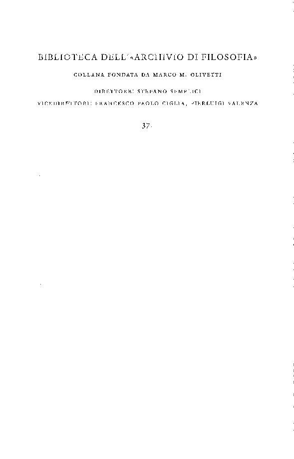 Tra dogmatismo e scetticismo : fonti e genesi della filosofia di F.H. Jacobi - [Pistilli, Emanuela] - [Pisa : Fabrizio Serra editore, 2008.]