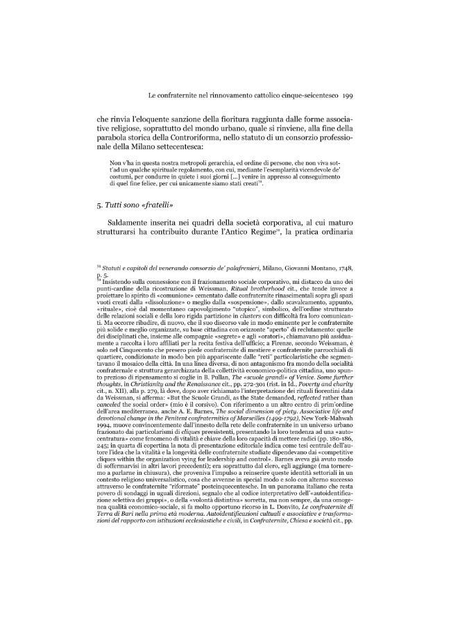 Studi confraternali : orientamenti, problemi, testimonianze - [Gazzini, Marina] - [Firenze : Firenze University Press, 2009.]