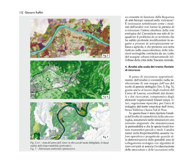 Un fiume per il territorio : indirizzi progettuali per il parco fluviale del Valdarno empolese - [Giacomozzi, Sara, Magnaghi, Alberto] - [Firenze : Firenze University Press, 2009.]
