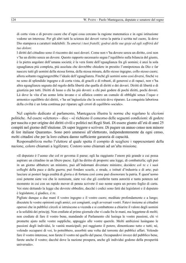 Paolo Mantegazza e l'evoluzionismo in Italia - [Pasini, Walter, Chiarelli, Cosimo] - [Firenze : Firenze University Press, 2010.]