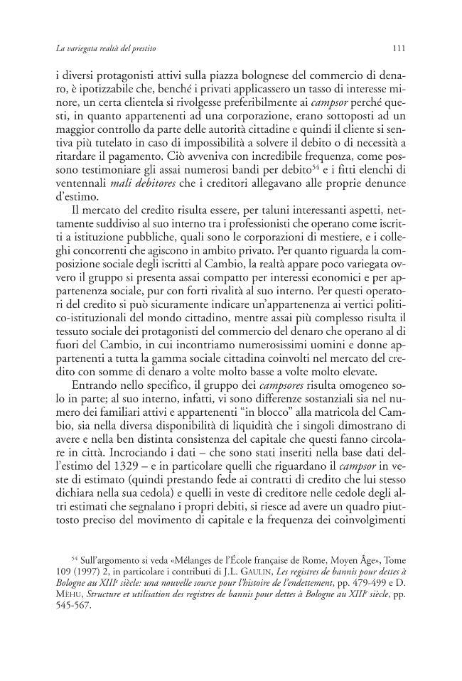 Città, cittadini, denaro : il prestito cristiano a Bologna tra Due e Trecento - [Albertani, Germana] - [Bologna : CLUEB, 2011.]