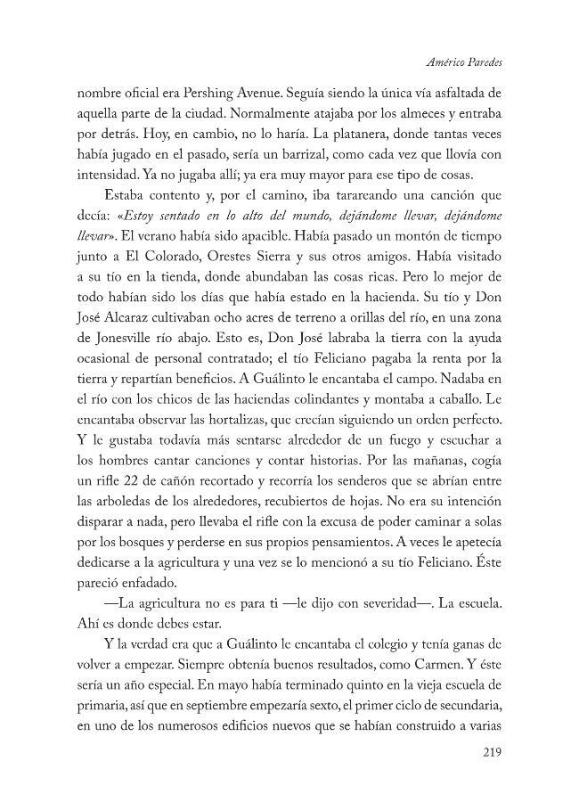 George Washington Gómez - [Paredes, Américo] - [Alcalá : Universidad de Alcalá, 2013.]