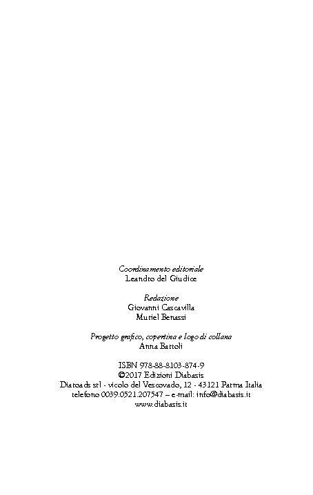 La solidarietà - [Andolfi, Ferruccio, editor] - [Reggio Emilia : Diabasis, 2017.]