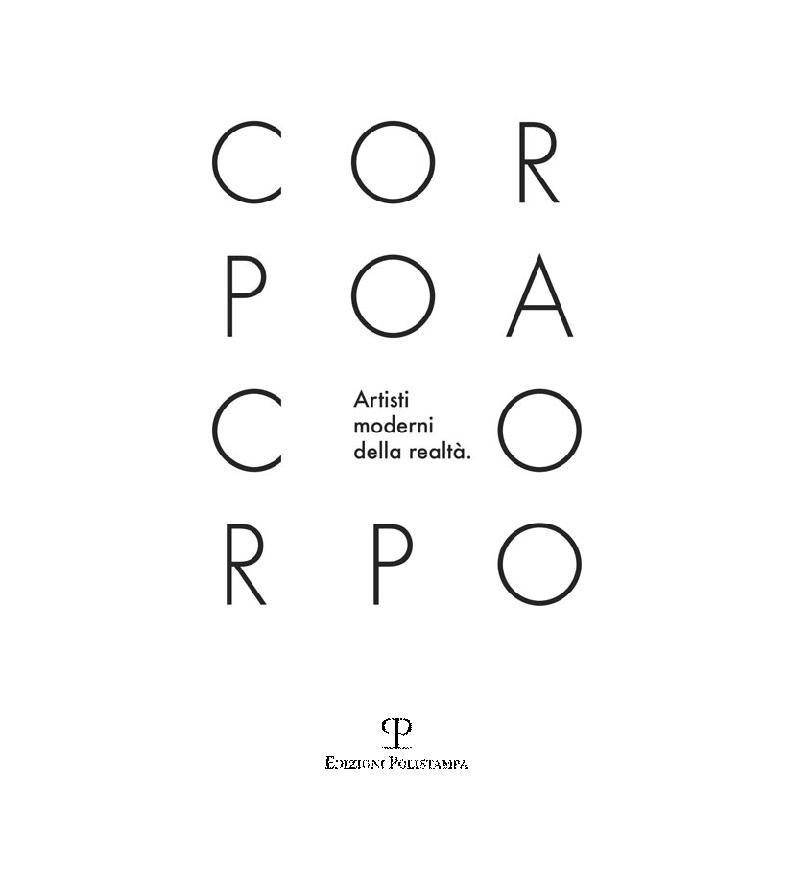 Corpo a corpo -  - [Firenze : Polistampa, 2019.]